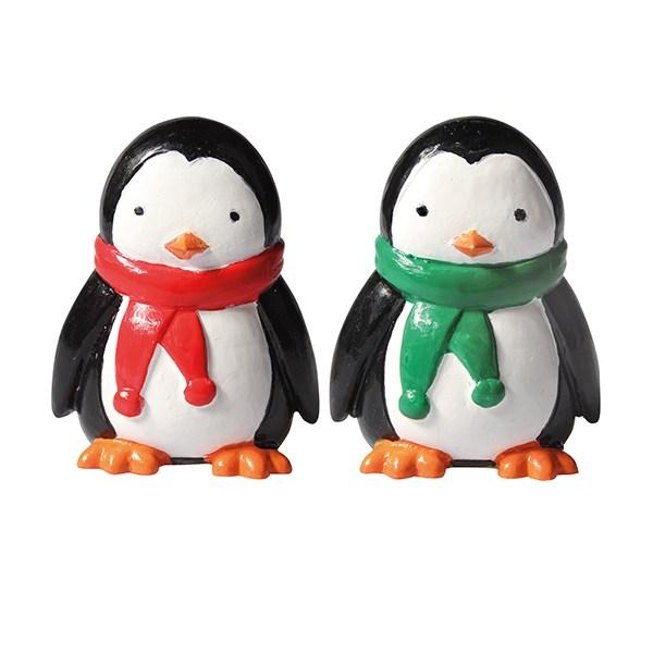 Tortenfigur Pinguine 2er Set
