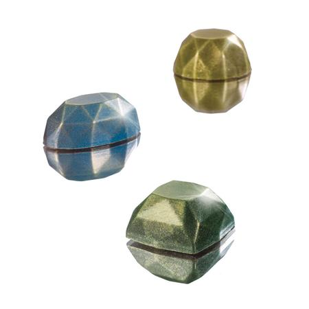 Martellato Polycarbonat MA1994 Profi Gussform Diamant für Pralinen