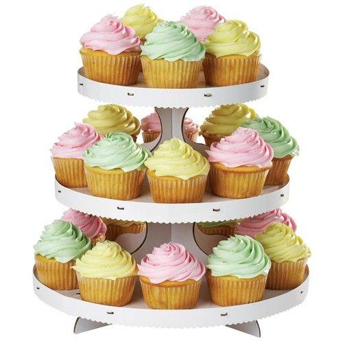 Cupcake Ständer mit 3 Ebenen