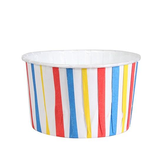 Cupcake Förmchen gestreift