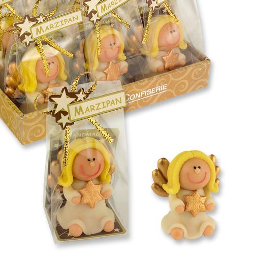 Marzipan Weihnachts-Engel handgemacht