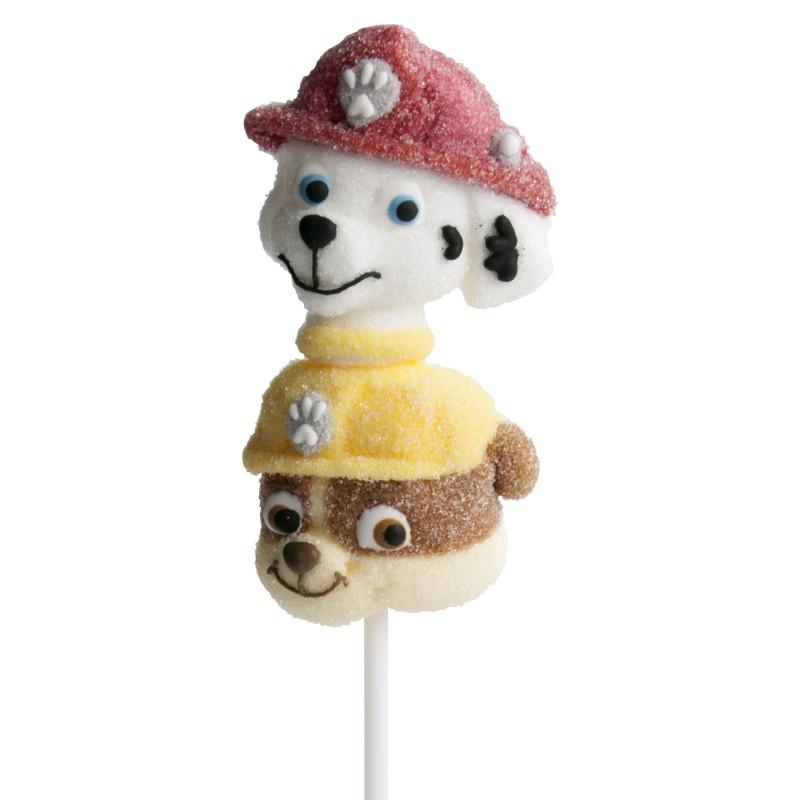 Paw Patrol Marshmallows Marshall und Rubble