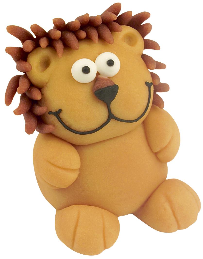 Marzipan Löwe handgemacht