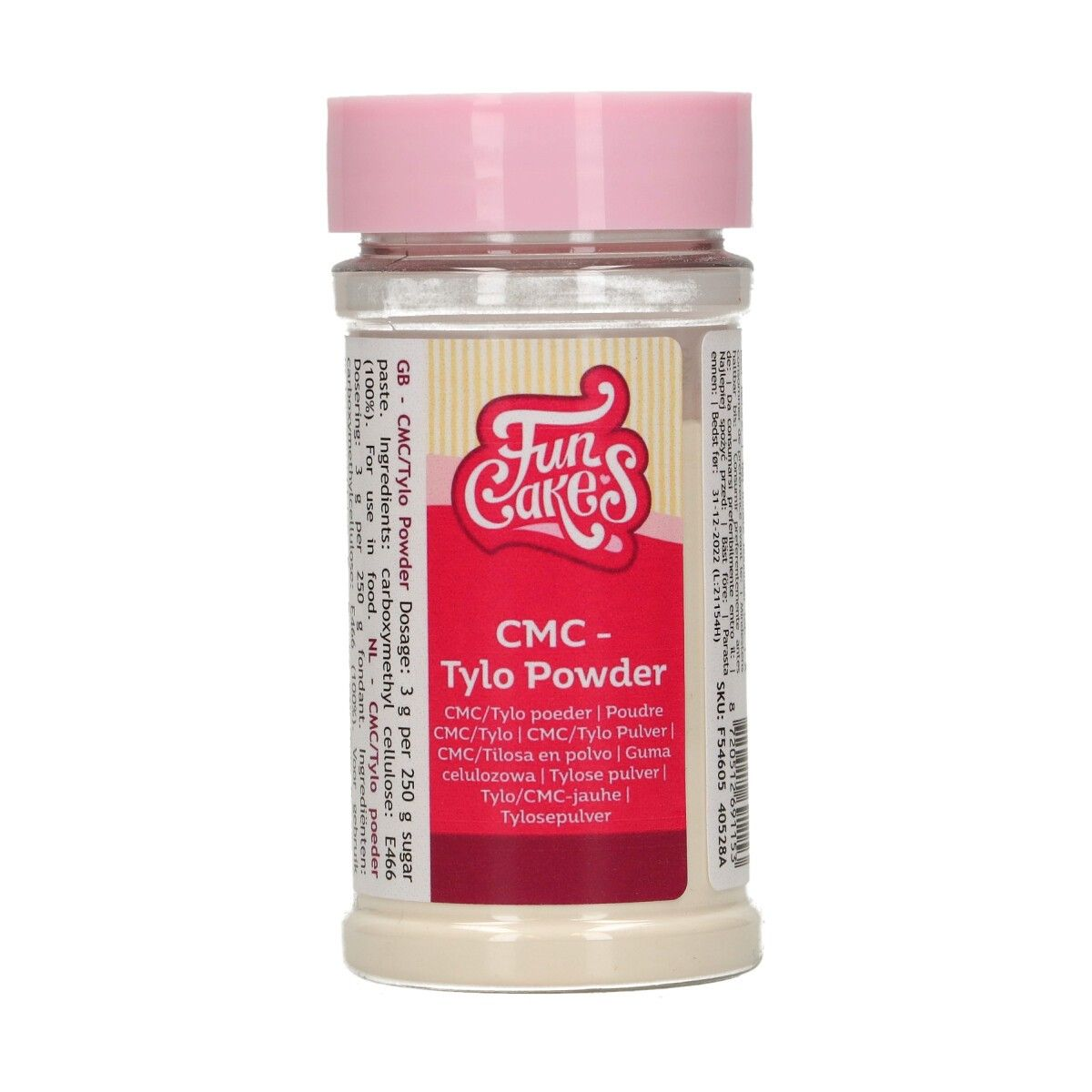 FunCakes CMC/Tylo-Pulver