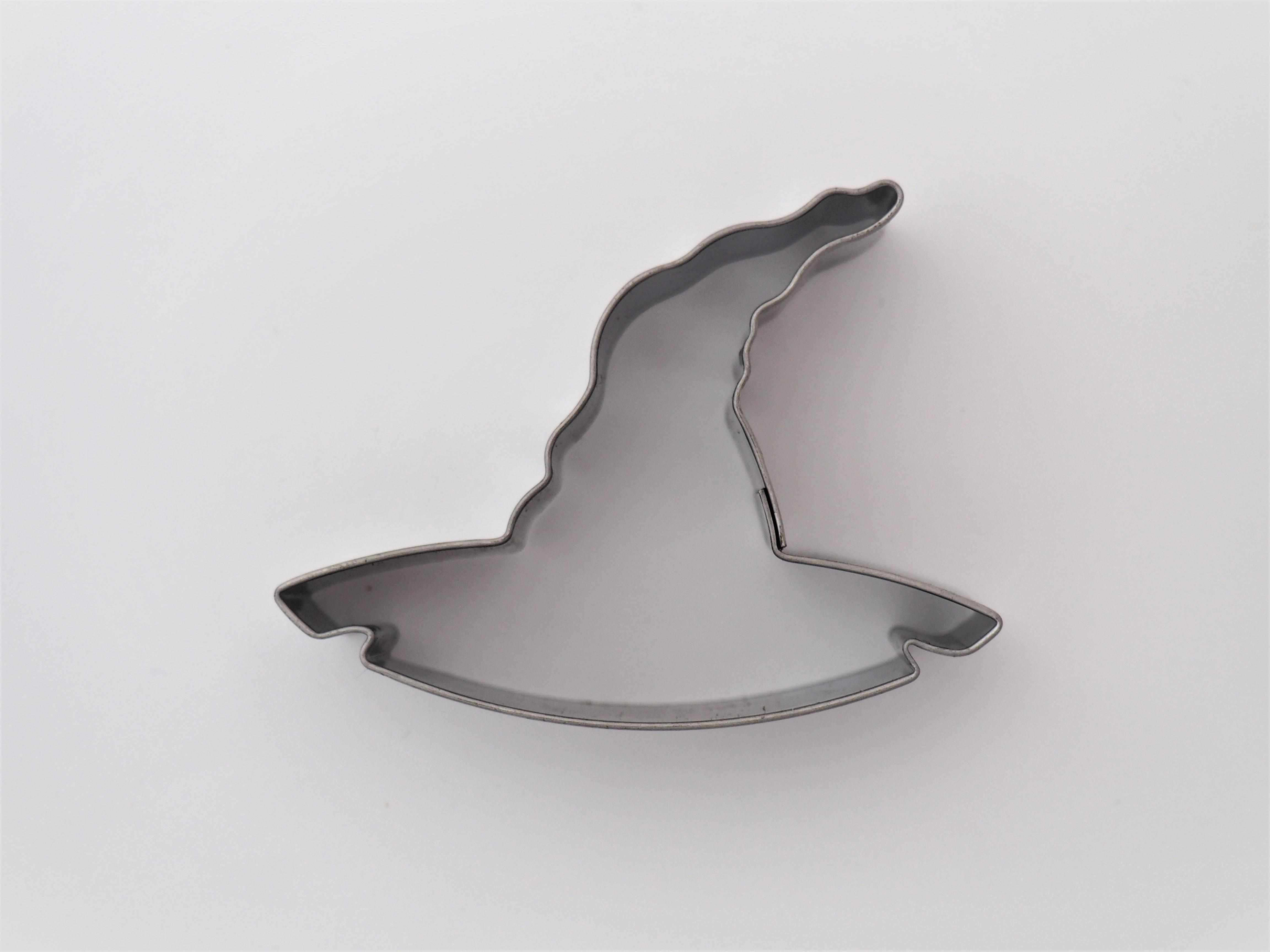 Ausstecher Hexenhut H 4,5 cm