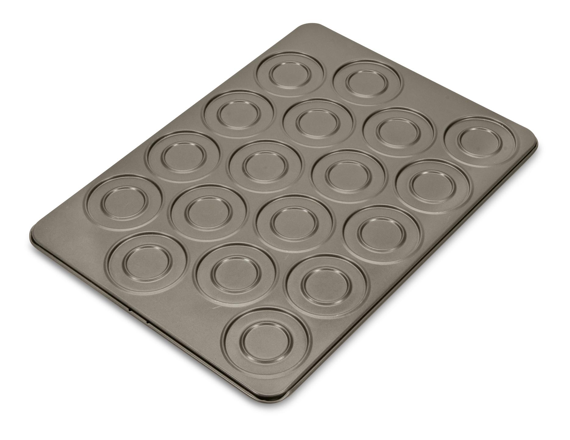 Backblech Whoopie & Macaron Metall