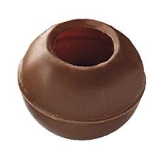 Callebaut Pralinen Hohlkörper Milchschokolade