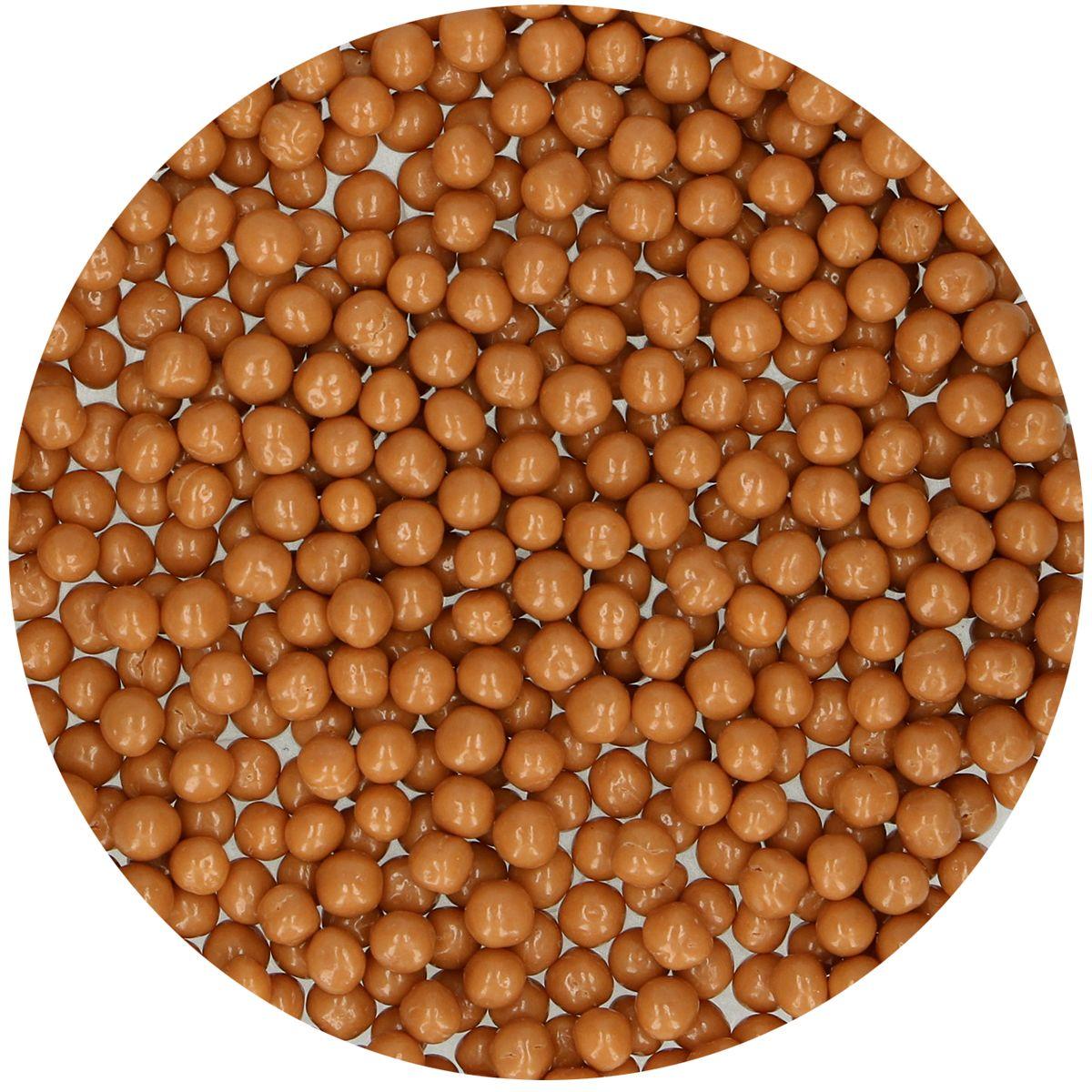 Schokoladen Knusperperlen - Saltet Caramel