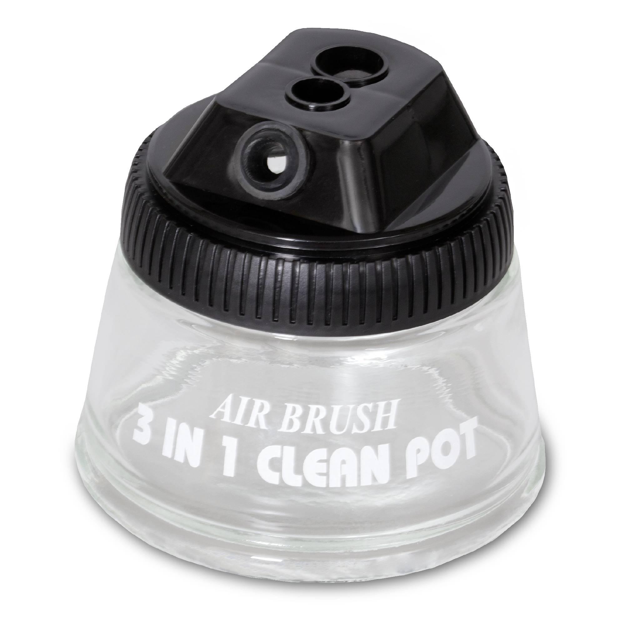 Airbrush Reinigungsstation