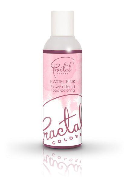 Fractal Airbrush Farbe Pastel Rosa
