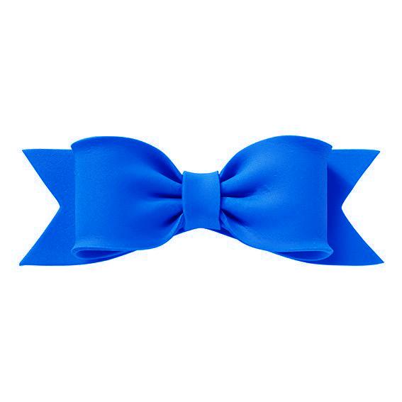 Schleife dunkelblau