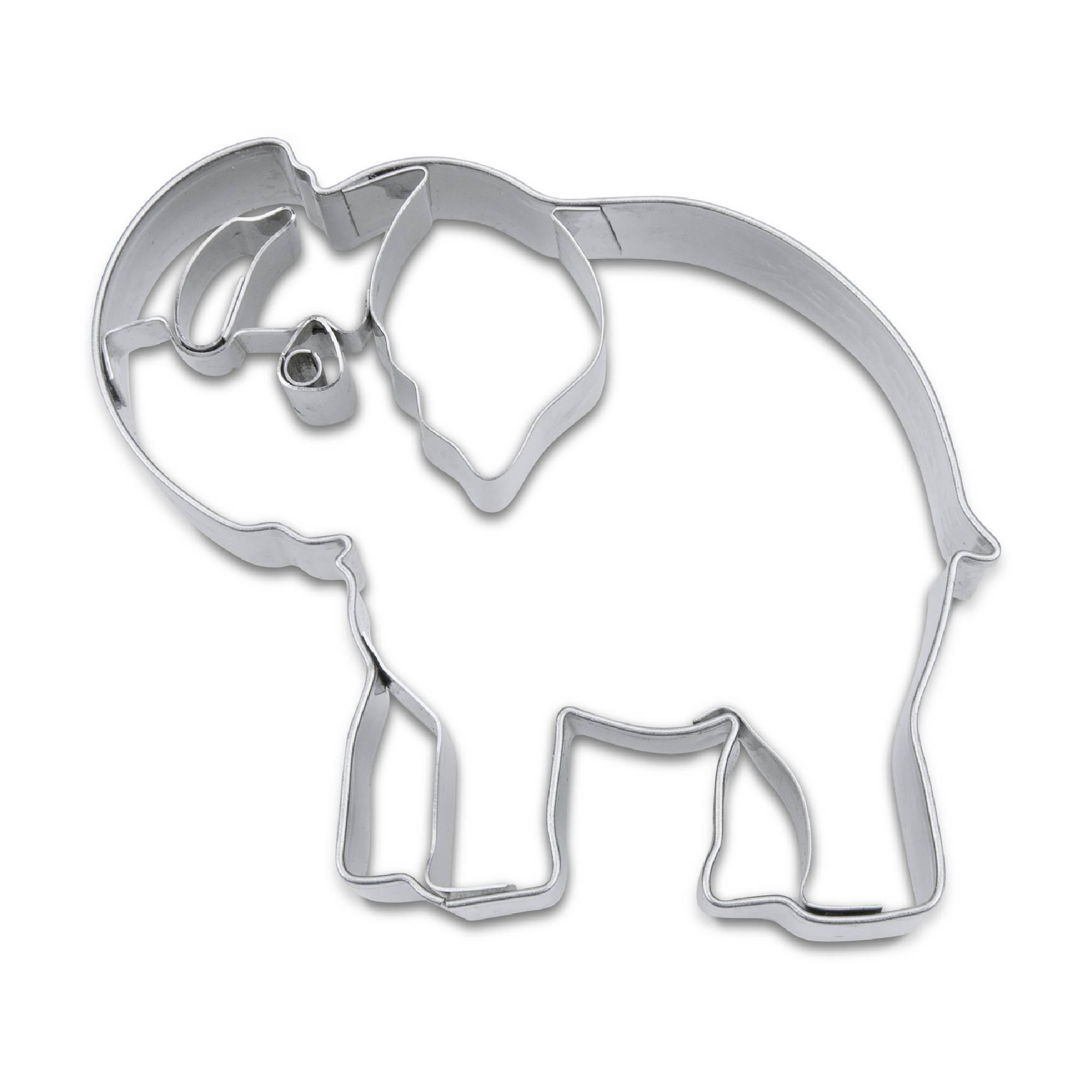 Ausstecher Elefant 8cm