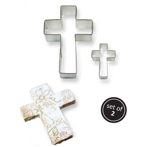 Ausstecherset Kreuz