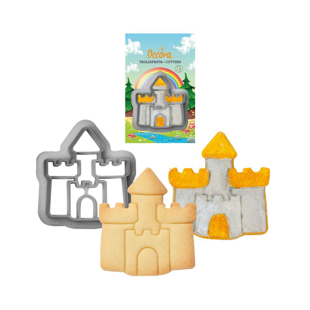 Ausstecher Schloss
