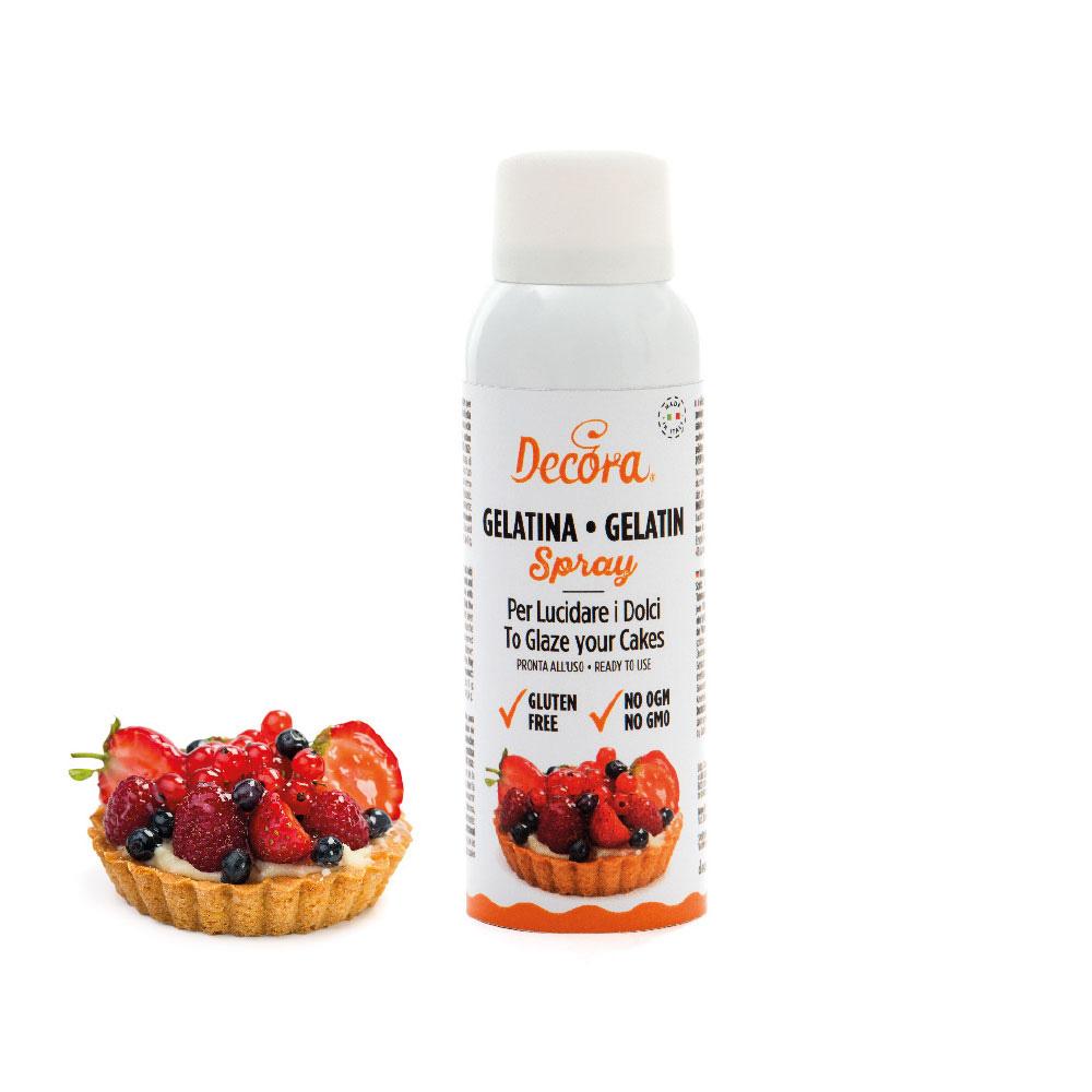 Gelatine Spray