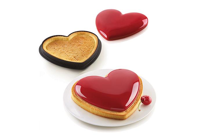 Silikomart Kit Tarte Mon Amour