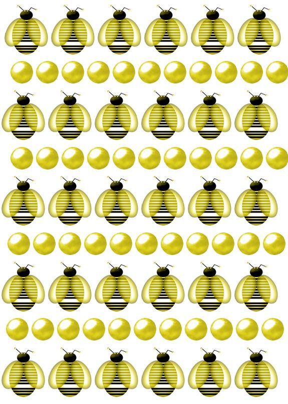 Bienen und Kugeln