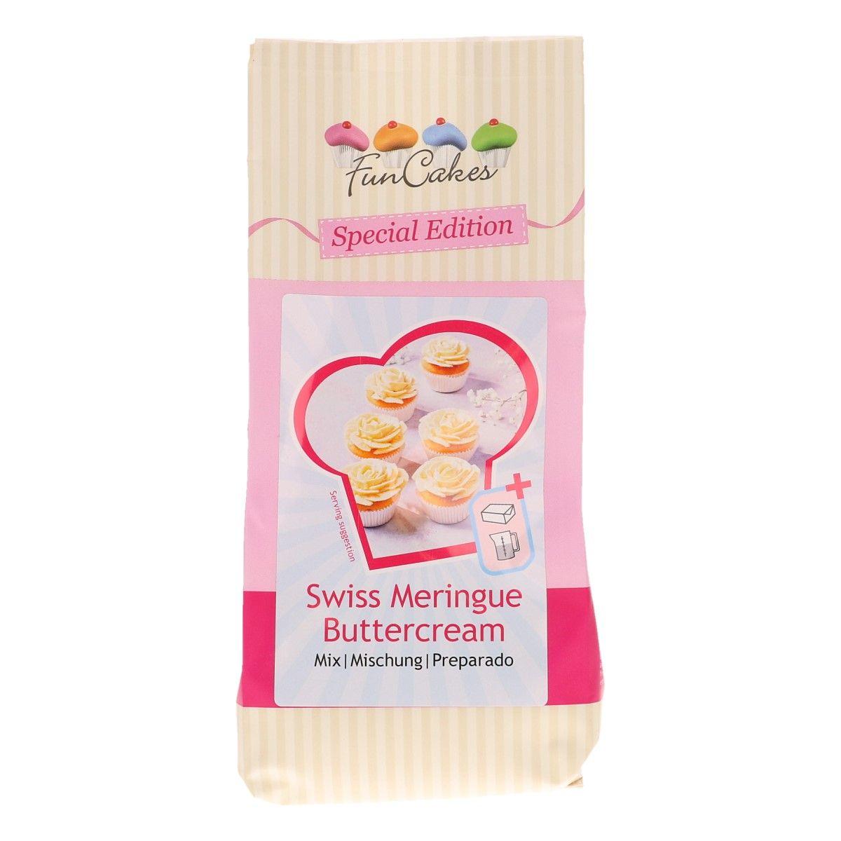 Buttercreme Swiss Meringue