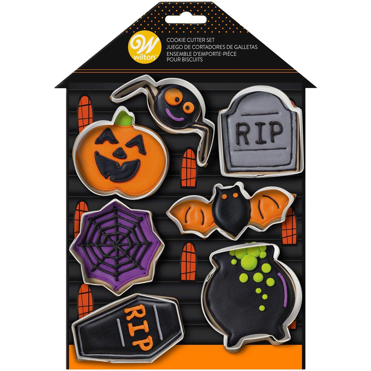 Ausstecherset Halloween