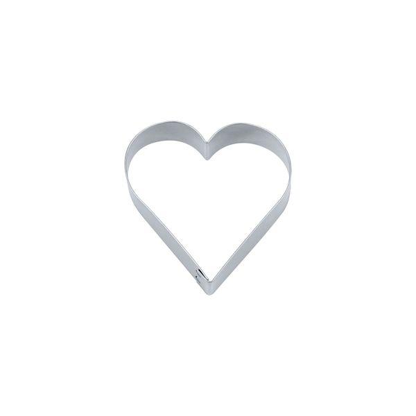 Ausstecher - Herz 4 cm
