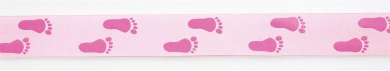Band Babyfüße rosa