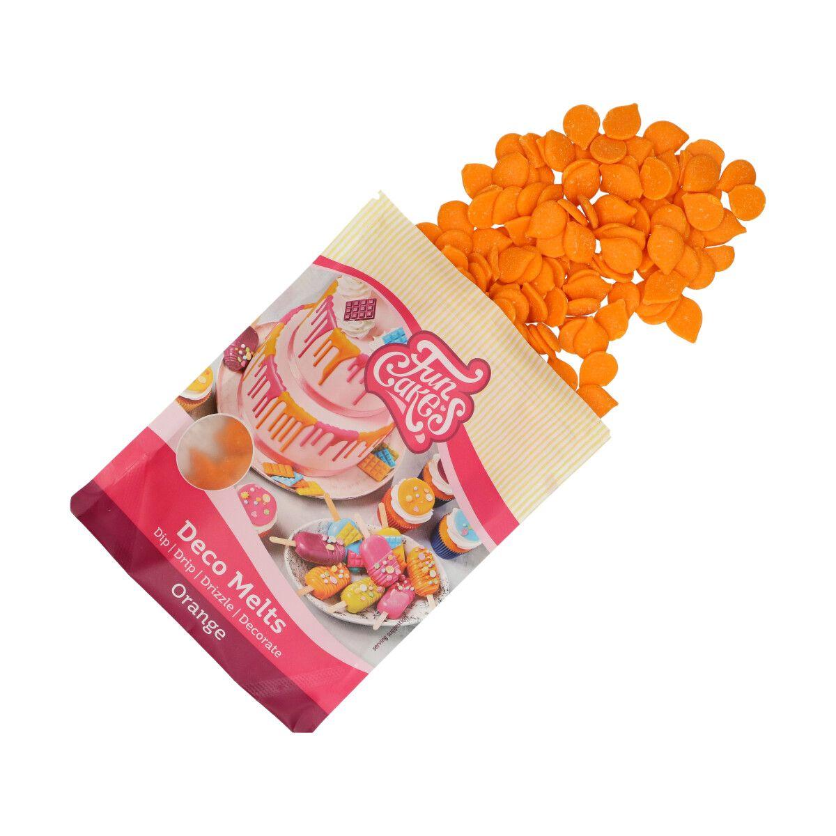 Deco Melts orange