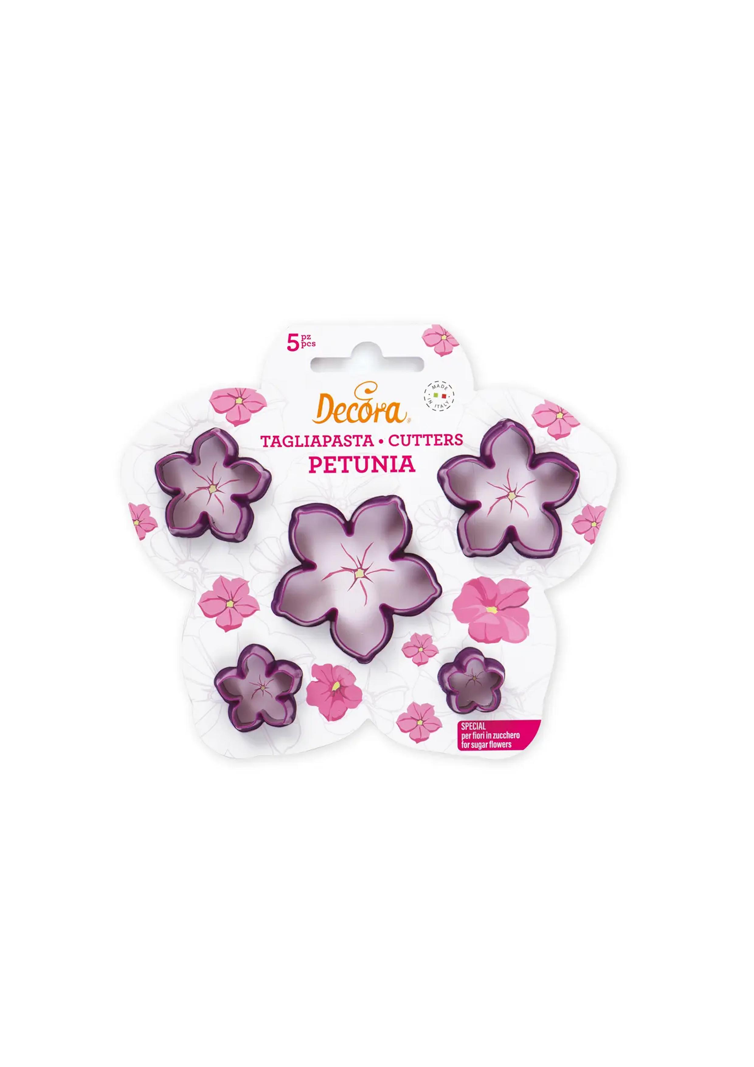 Ausstecher Blumen Petunie