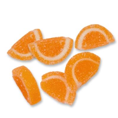 Gelee Garnierfrüchte Mandarine Orange 100 g
