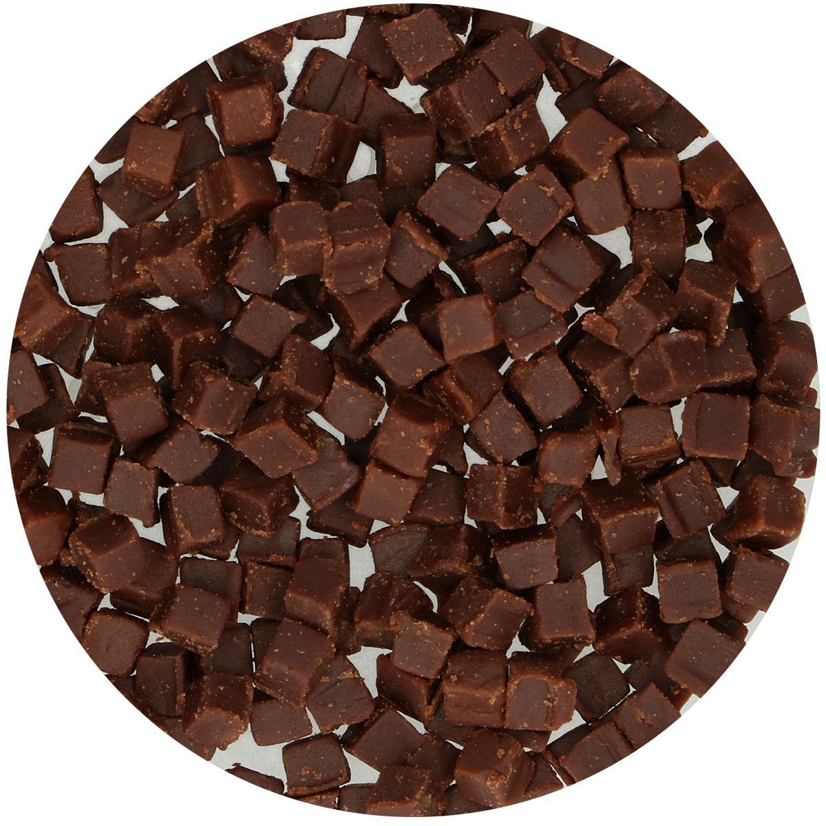 Funcakes Schoko Streudekor Mini Fudge   65 g