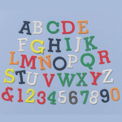 fmm Buchstaben- & Zahlenausstecher