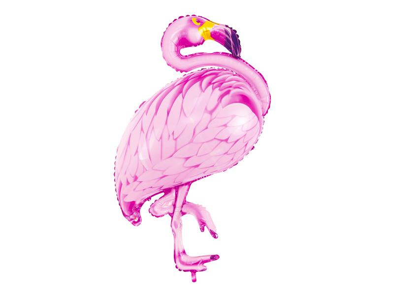 Folien Ballon Flamingo