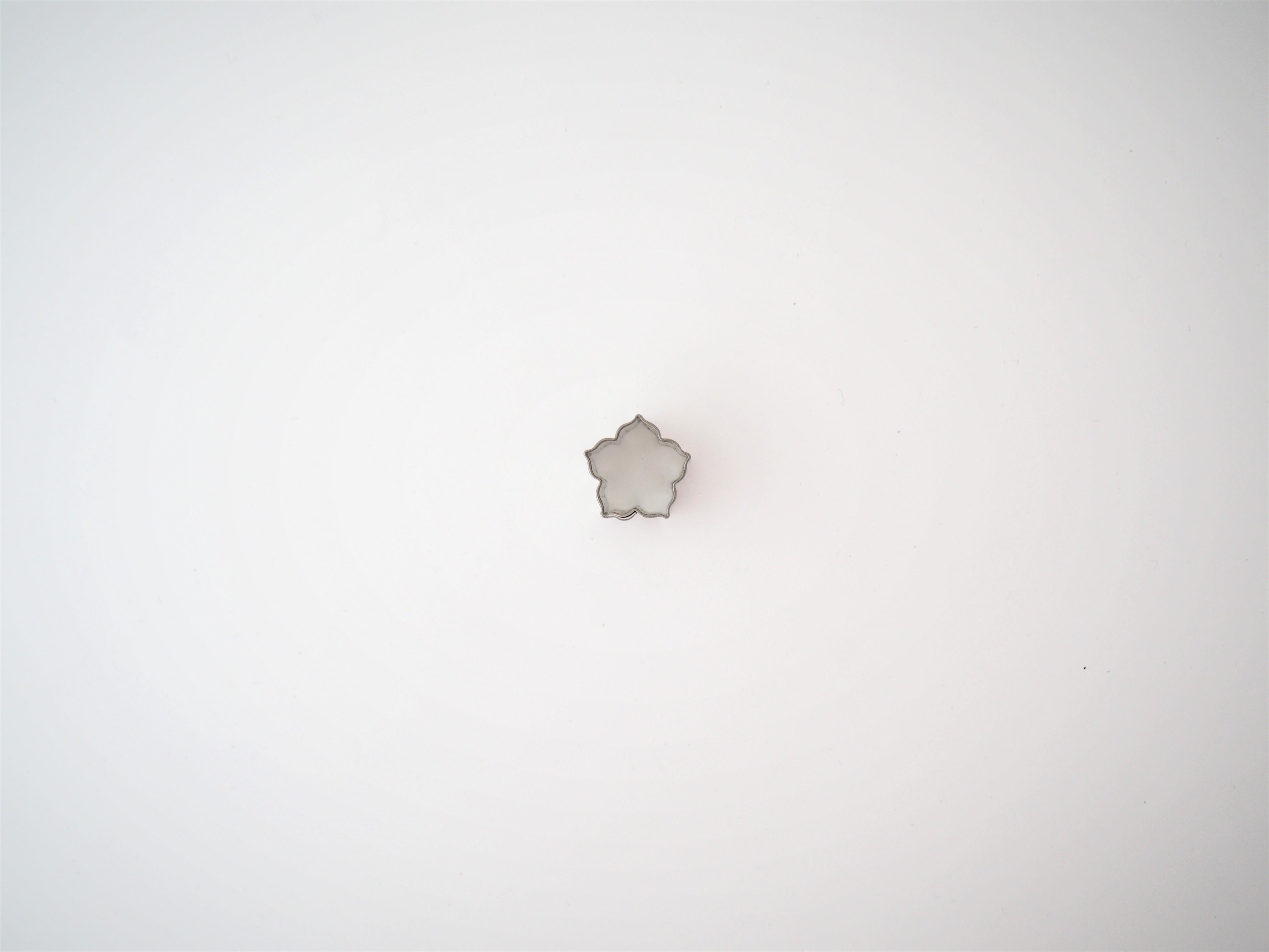 Ausstecher Petunie Mini 1,6 cm