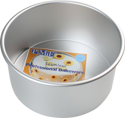 PME extra tiefe runde Kuchenform 20,3 x 10,2 cm