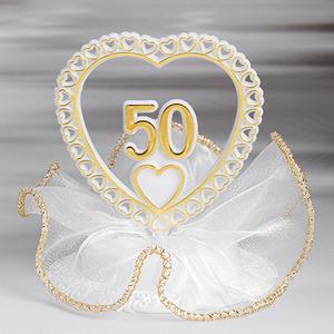 Cake Topper Geburtstag 50