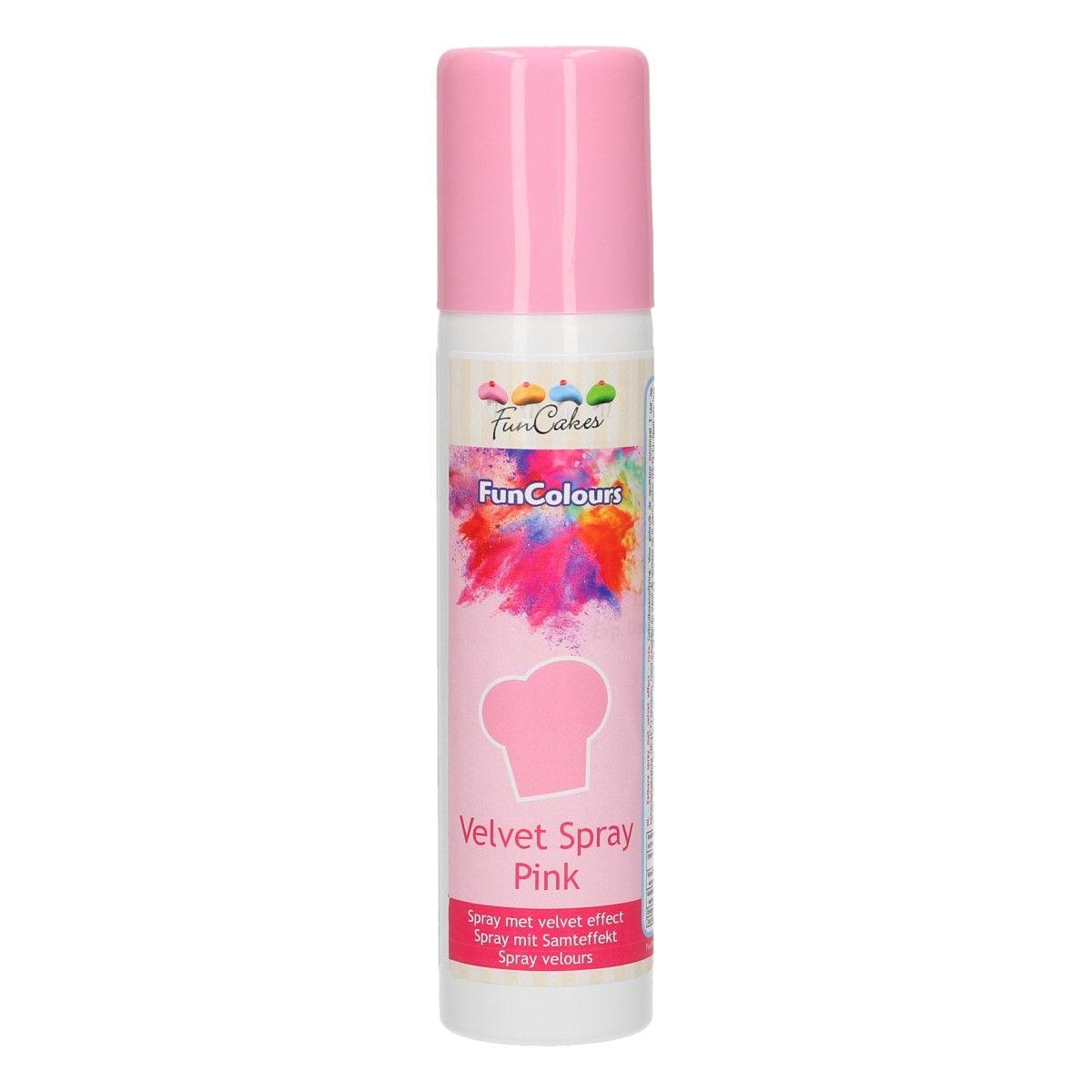 Velvet Spray Pink 100 ml
