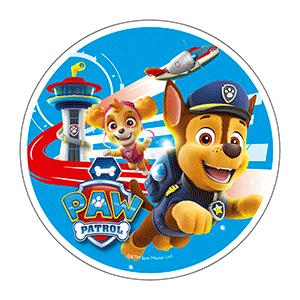 Paw Patrol Tortenbild Oblate 21 cm