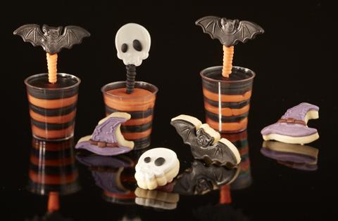Ausstecher Halloween