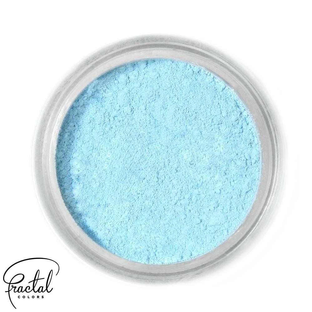 Puderfarbe Fractal Baby Blau