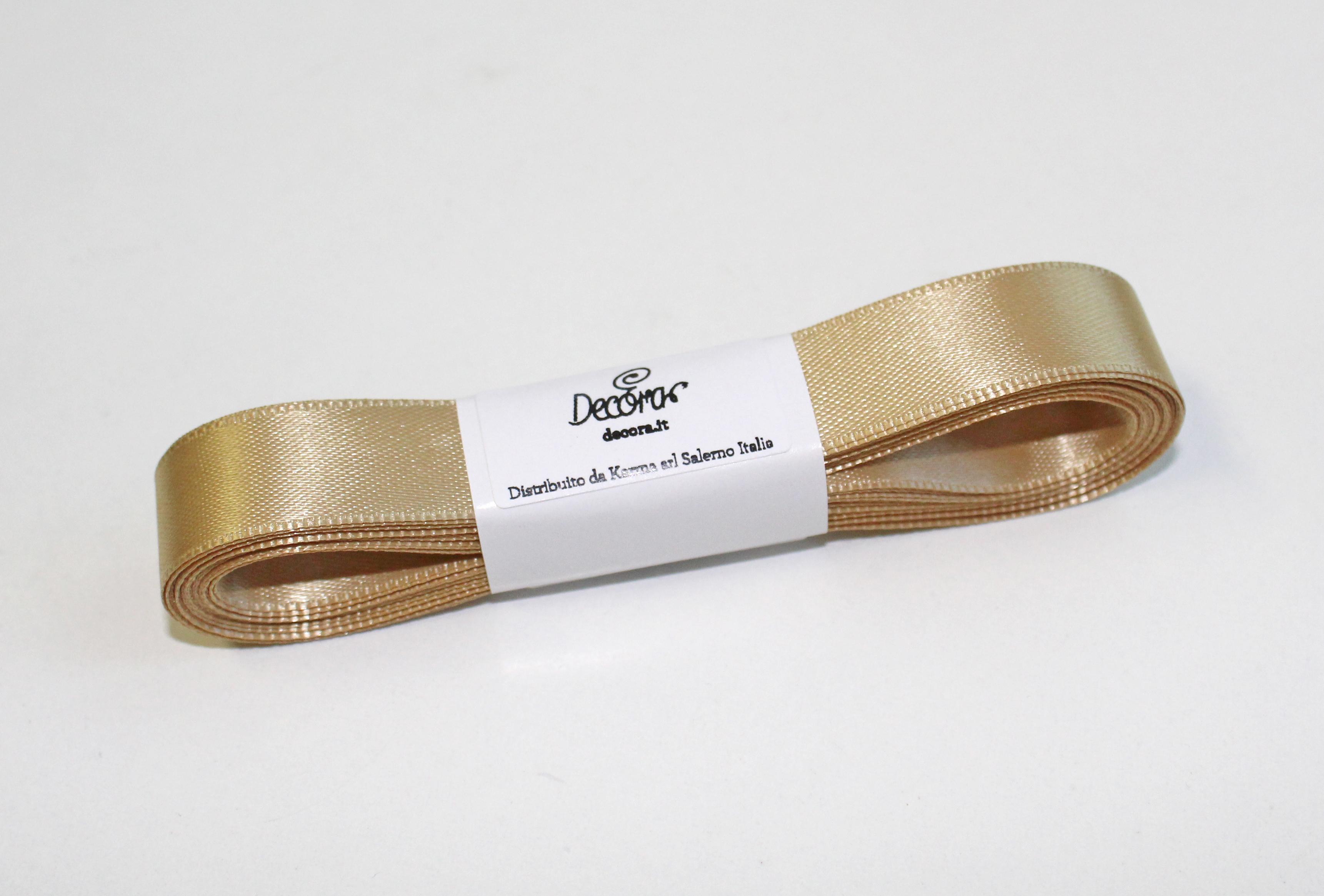Satinband  gold