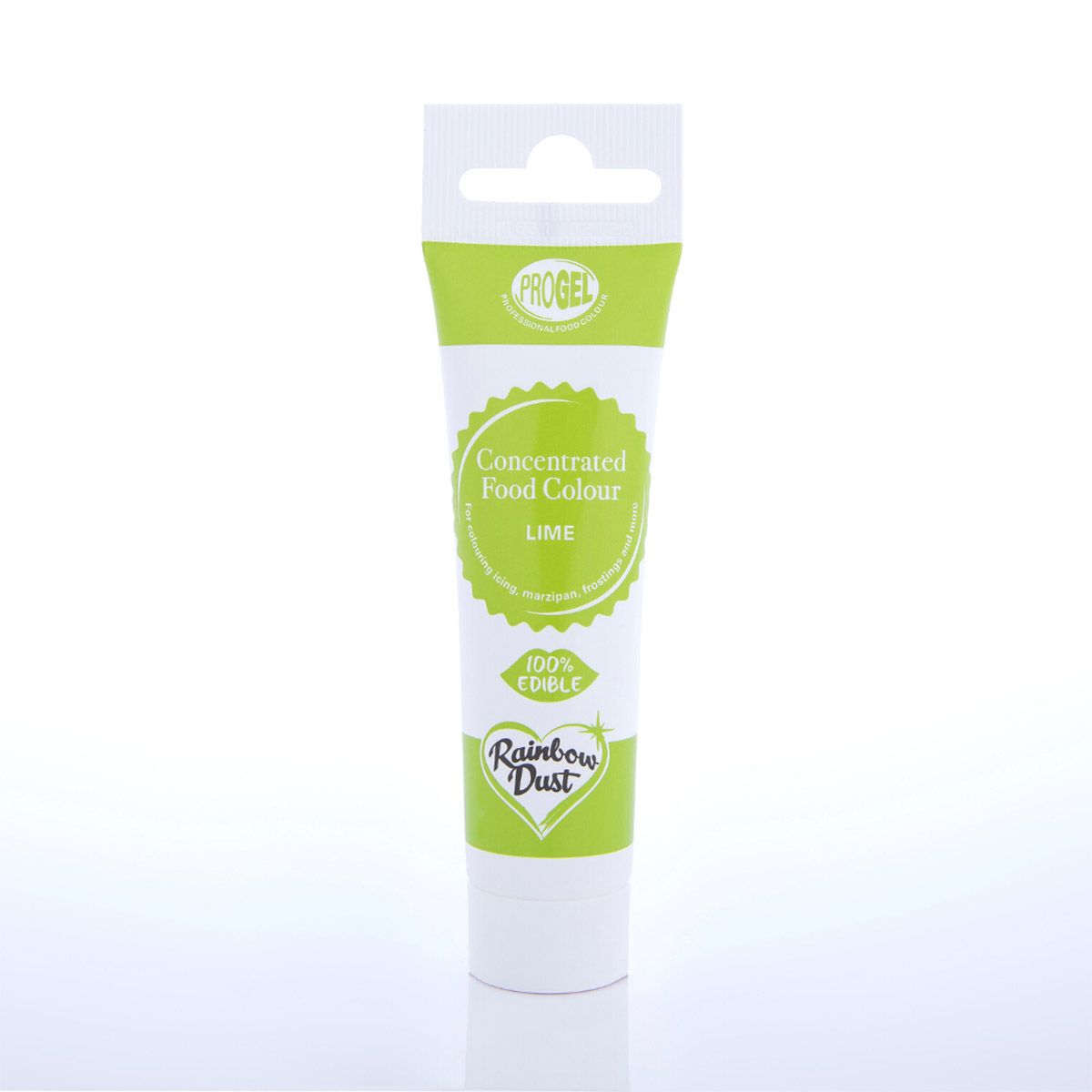 Gelfarbe Limettengrün / Lime Green