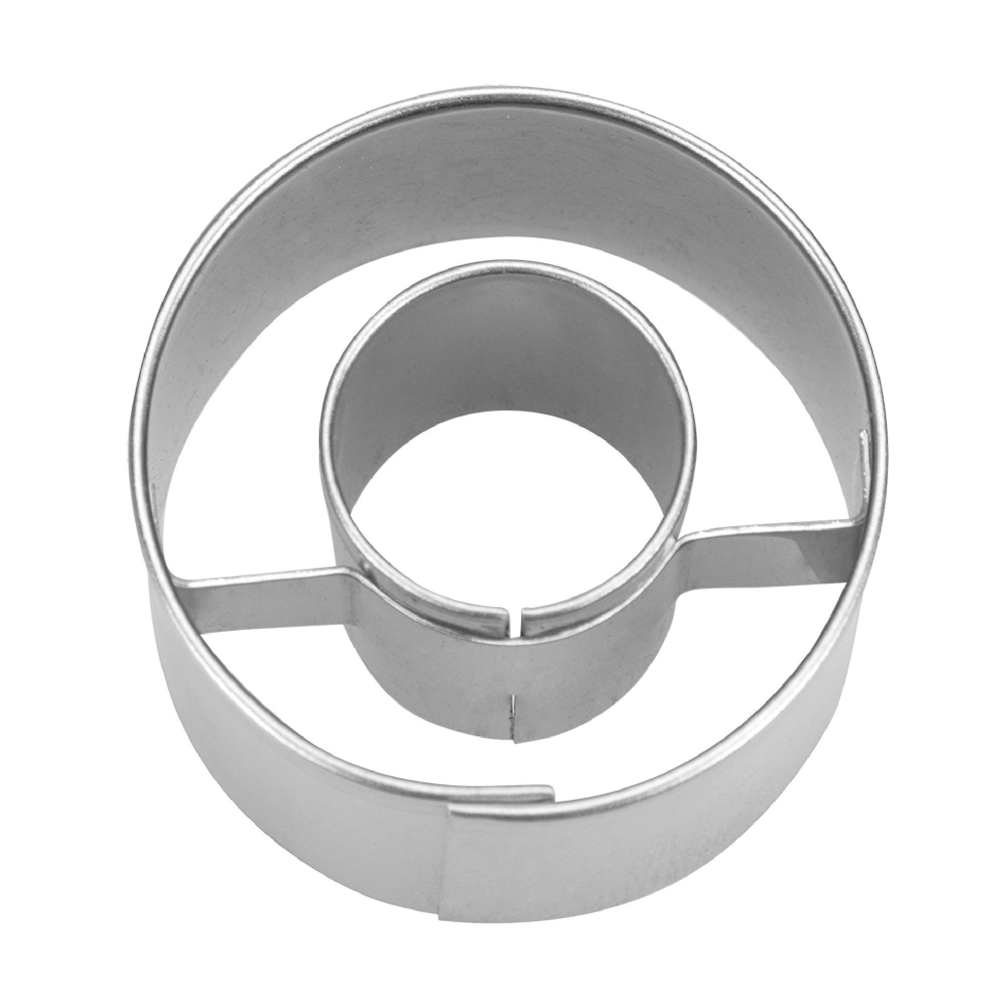 Ausstecher Ring in Ring 3cm
