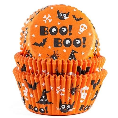 Cupcake Papierförmchen Halloween
