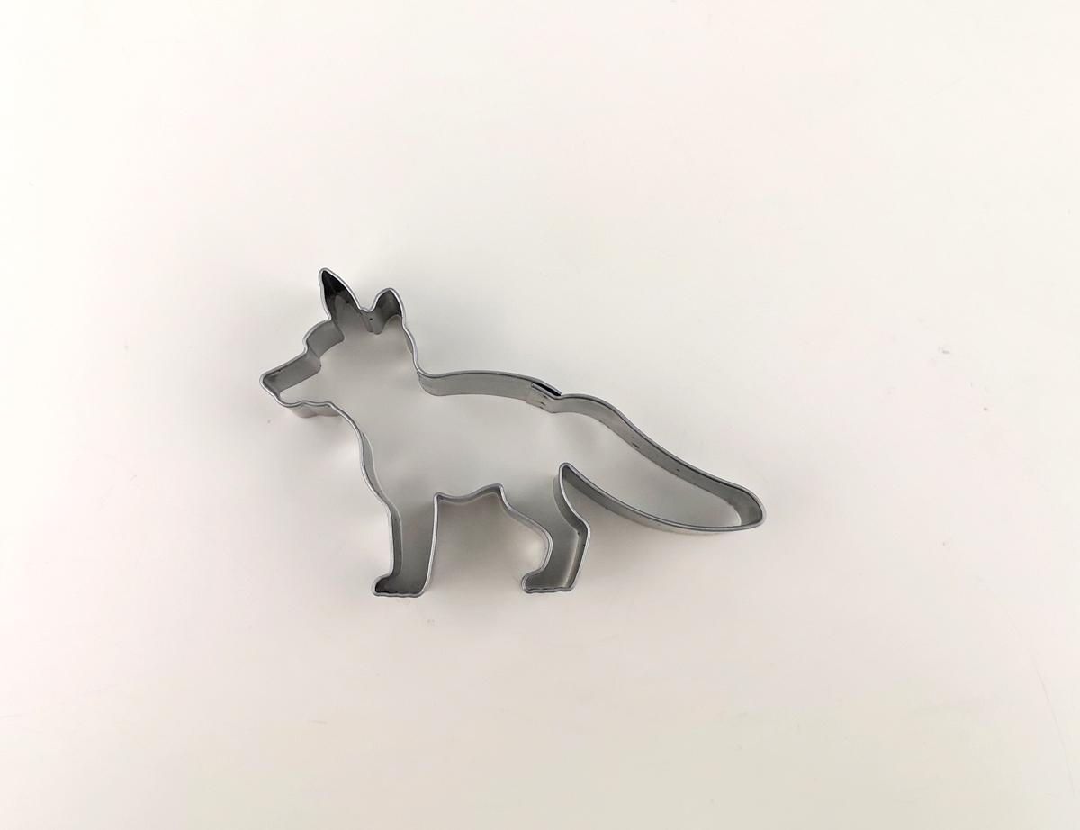 Ausstecher Fuchs H 5 cm