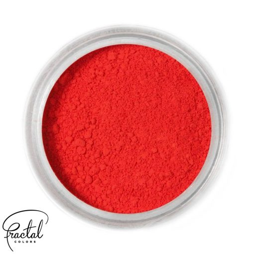 Puderfarbe Fractal Cherry Red