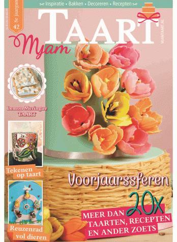 Taart Mjam Magazin Jahrgang 42