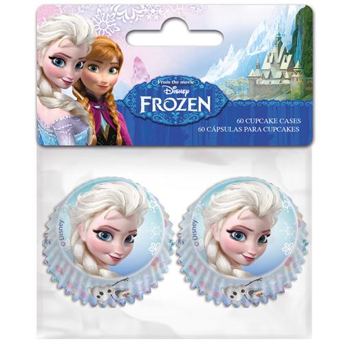 Mini-Papierförmchen Frozen