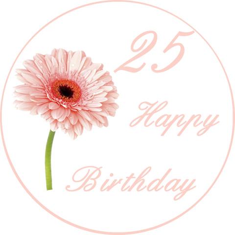 Tortenaufleger Geburtstag