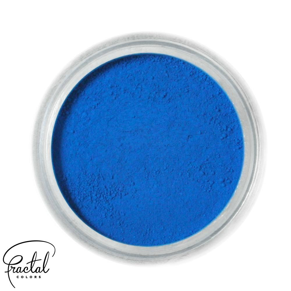 Puderfarbe Fractal Azure Blau