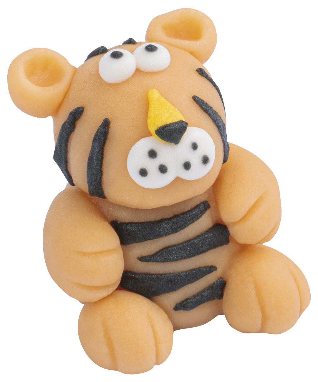 Marzipan Tiger handgemacht 4,5 cm