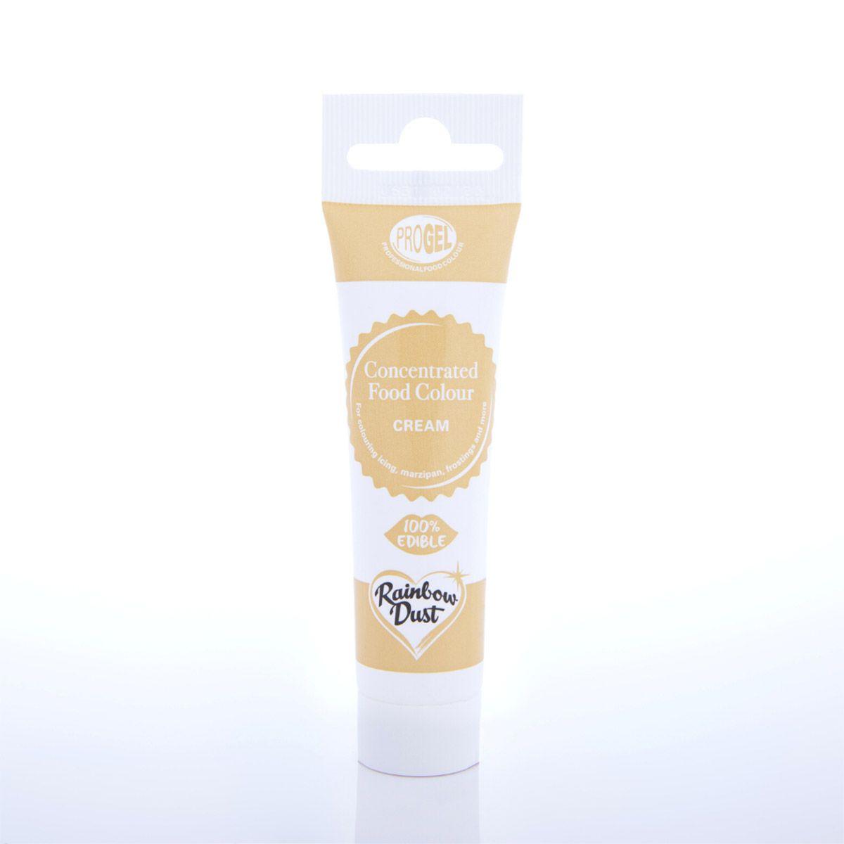 Gelfarbe Creme / Cream